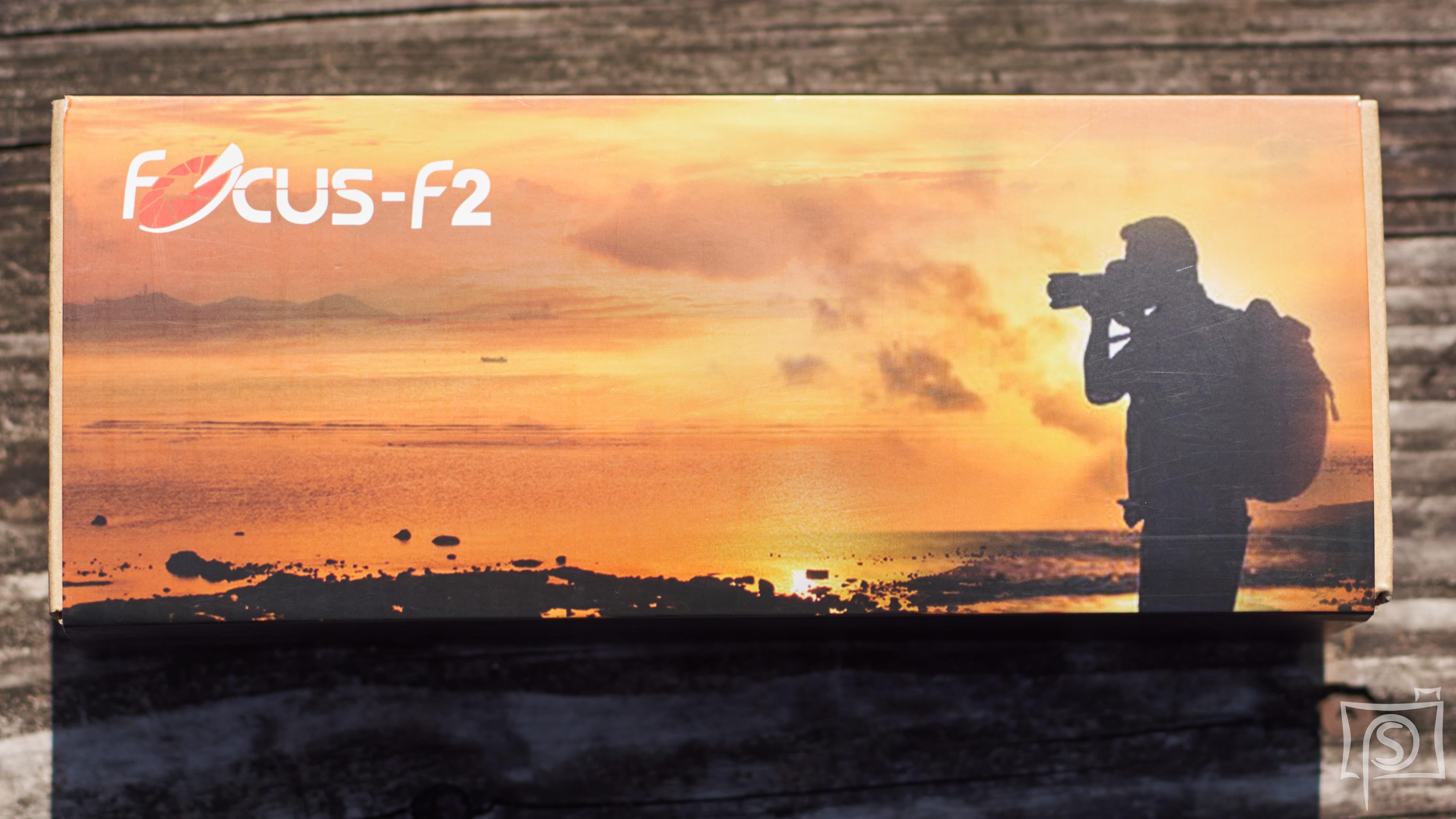 Focus-F2 Pro Verpackung