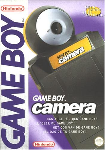 Nintendo Game Boy Kamera